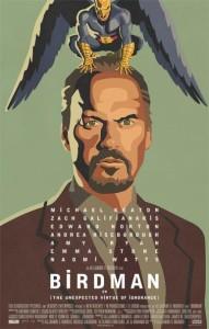 I'm Birdman.